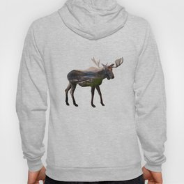 The Alaskan Bull Moose Hoody