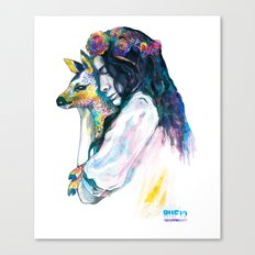 dear my love Canvas Print