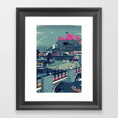 Windsor Framed Art Print