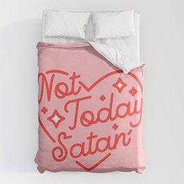 not today satan II Bettbezug
