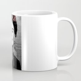 Halftone Frida Coffee Mug