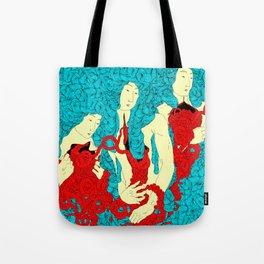 Heian IV Tote Bag