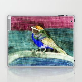 Bunter Vogel Laptop & iPad Skin