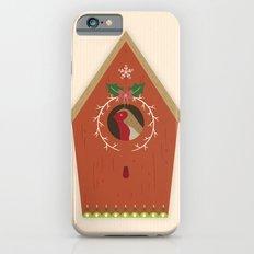 Red Bird House Slim Case iPhone 6s