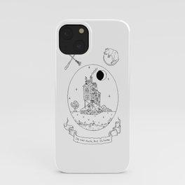 Wizard House Design iPhone Case