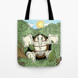 Gnobo Awakening Tote Bag