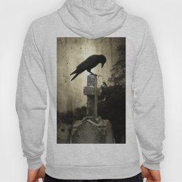 The Crow's Cross Hoody