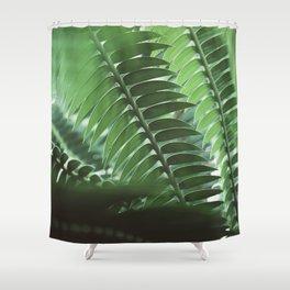 The Green Light #4 Shower Curtain