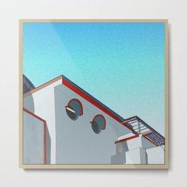 Roofline Series UR12 Metal Print
