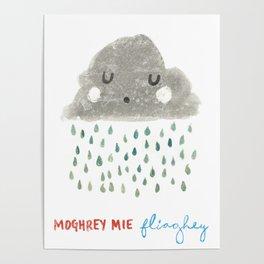 Moghrey Mie Fliaghey Poster