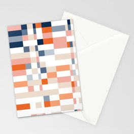 Connecting lines 4. Stationery Cards