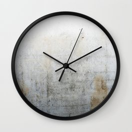 Concrete Style Texture Wall Clock
