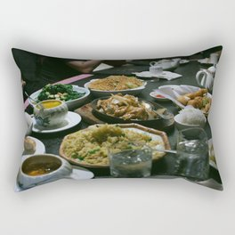 chinese delight Rectangular Pillow