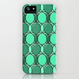 Geometrix 115 iPhone Case