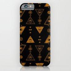Seeing (Dark) iPhone 6s Slim Case