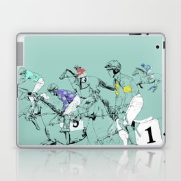 Run Laptop & iPad Skin
