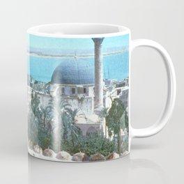 Akka. Carmel range across the bay Coffee Mug