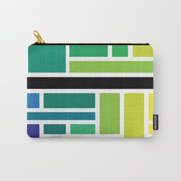 City Tiles Carry-All Pouch