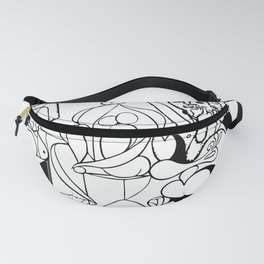 Pablo Picasso The Sculptor, 1931 Artwork Shirt, Reproduction Fanny Pack