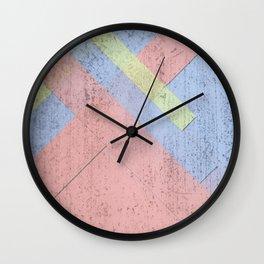Throwback Tribute Wall Clock