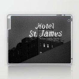 The Historic Hotel St. James Laptop & iPad Skin