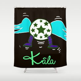 HERO Shower Curtain
