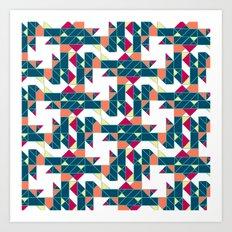 ShardSpark Art Print