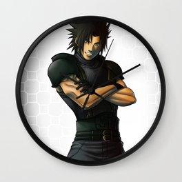 Zack Fair Wall Clock