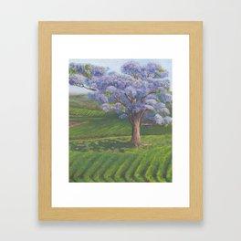 Spring Valley Framed Art Print