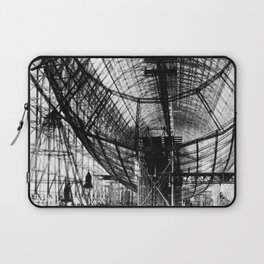 Airship under construction Laptop Sleeve