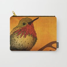 The Sunset Bird Carry-All Pouch