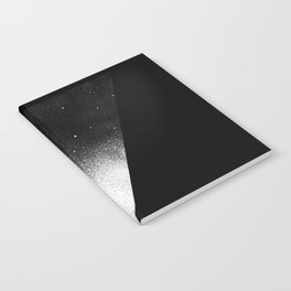 White Dot Triangle Notebook