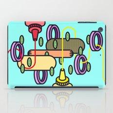 Hot dog iPad Case