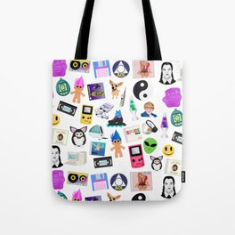 Bring Back the 90's Tote Bag