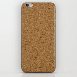 CORK iPhone Skin