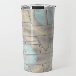 Columns Gone Awry Travel Mug