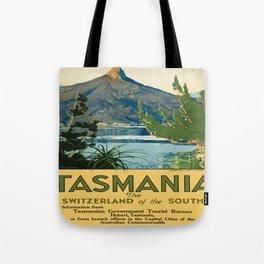 Vintage poster - Tasmania Tote Bag