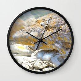 Rocky Tocky Wall Clock