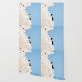 Holiday Blue Wallpaper