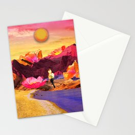 Vibrant love Stationery Cards