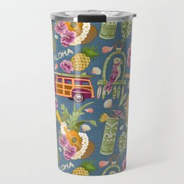Hula Half Drop Travel Mug