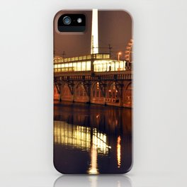 BERLIN NIGHT iPhone Case