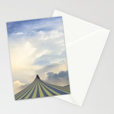 Turrets in the Clouds Stationery Cards