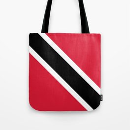 Trinidad & Tobago Flag Tote Bag