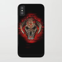 diablo iPhone & iPod Cases featuring Diablo by Digital Dreams