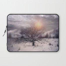 Lone Tree Love II Laptop Sleeve