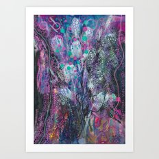Quiescence Art Print