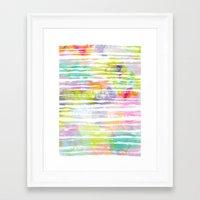 trip Framed Art Prints featuring Trip by Catarina Guerreiro