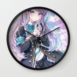 Pretty Derby Wall Clock