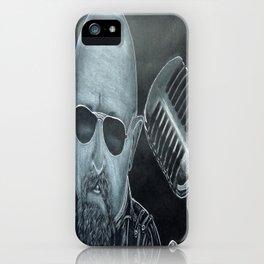 Rob Halford, Judas Priest iPhone Case